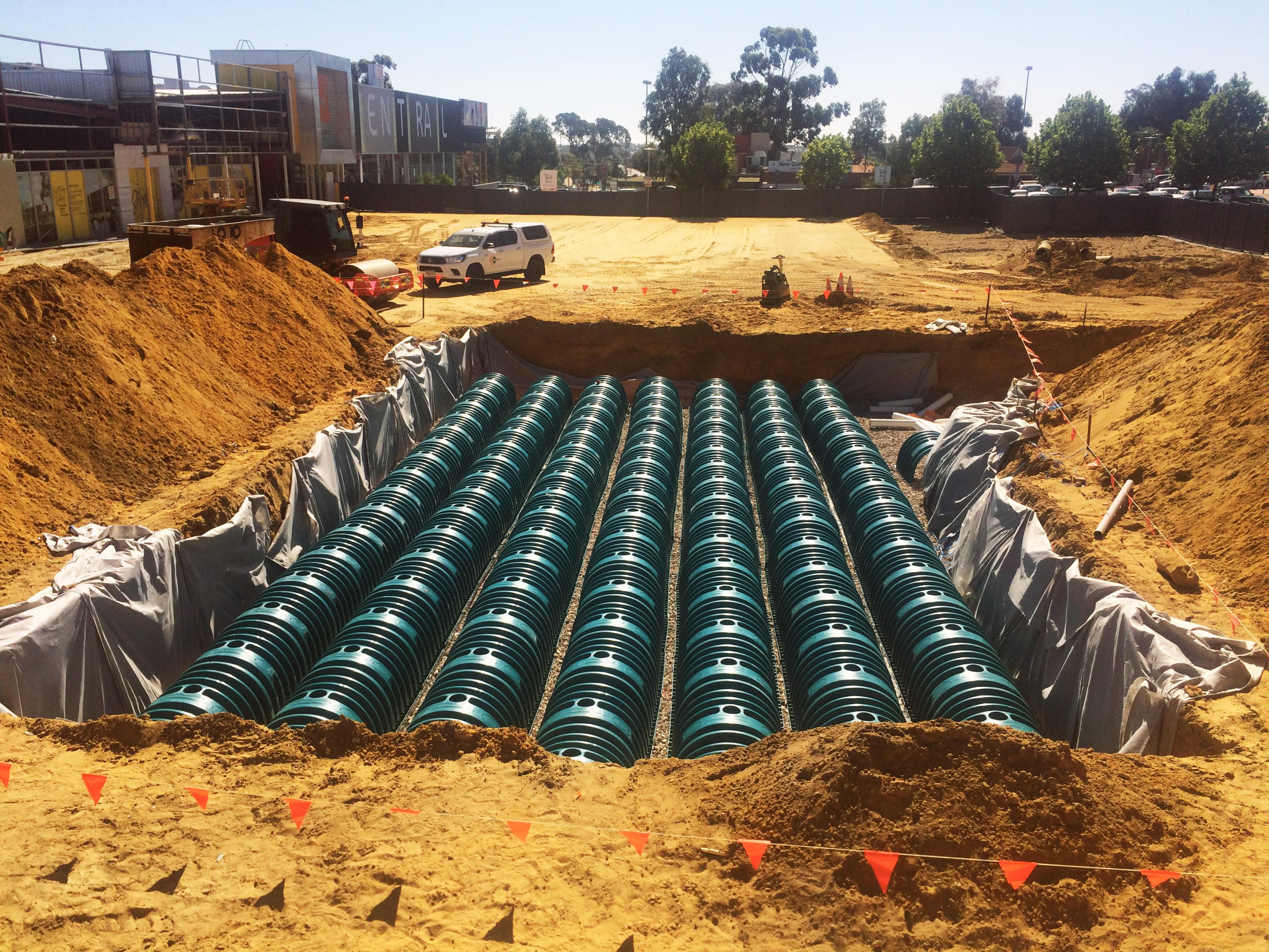 Drainage Contractors & Excavation Perth – MGC Civil